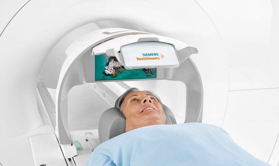 Funkcjonalności, zalecenia i wyłączenia przy rezonansie magnetycznym